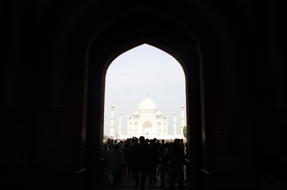 Through the South Gate